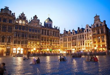 Flights from Washington to Brussels from $717
