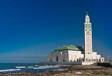 Flights from Washington to Casablanca from €1,061
