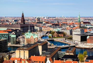 Flights from Washington to Copenhagen