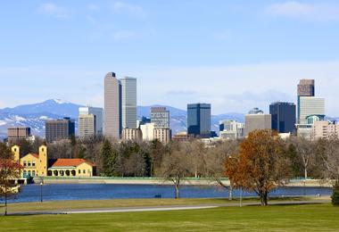 Flights from Washington to Denver from €157