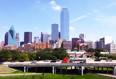 Flights from Washington to Dallas from €118