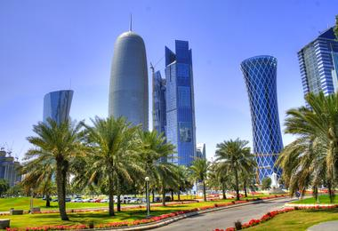 Flights from Washington to Doha from $1,421
