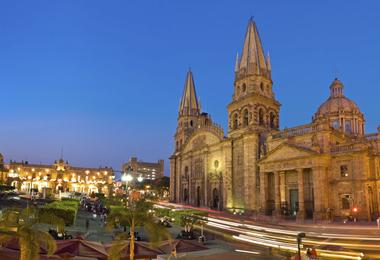 Flights from Wichita to Guadalajara