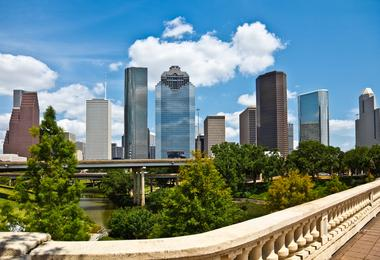 Flights from Washington to Houston from €203