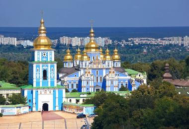 Flights from Wichita to Kiev