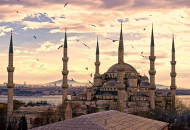 Flights from Washington to Istanbul from $884