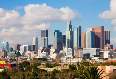 Flights from Washington to Los Angeles from A$277
