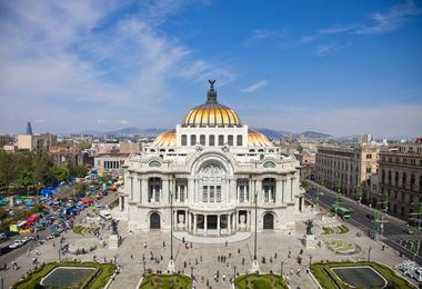 Flights from Boston to Mexico City