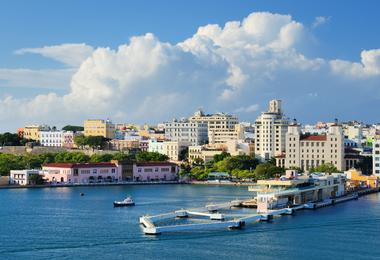 Flights from Boston to San Juan