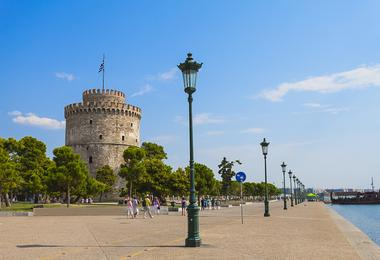 Flights from Stamford to Thessaloniki