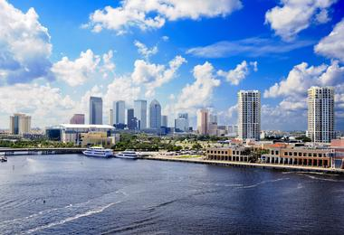 Flights from Washington to Tampa from $127