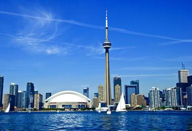 Flights from Boston to Toronto